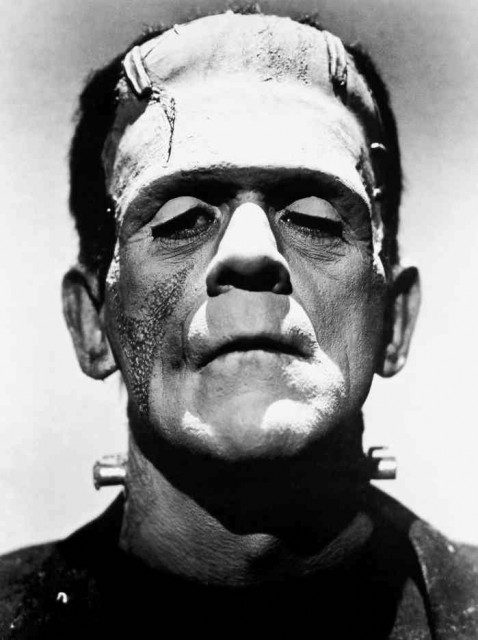 Frankenstein's Monster Required tremendous energy to re-animate.