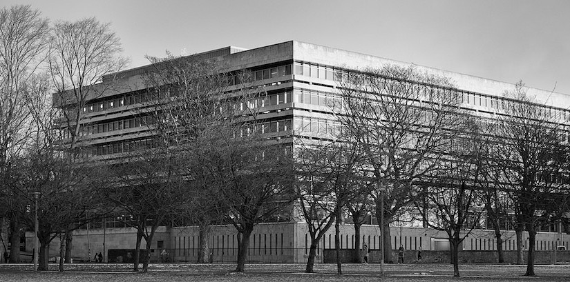 Basil Spence: University of Edinburgh Library