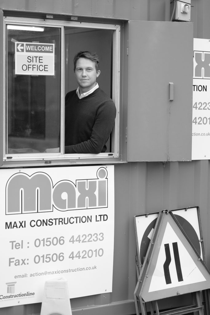 Brian Watters ~ Site Manager